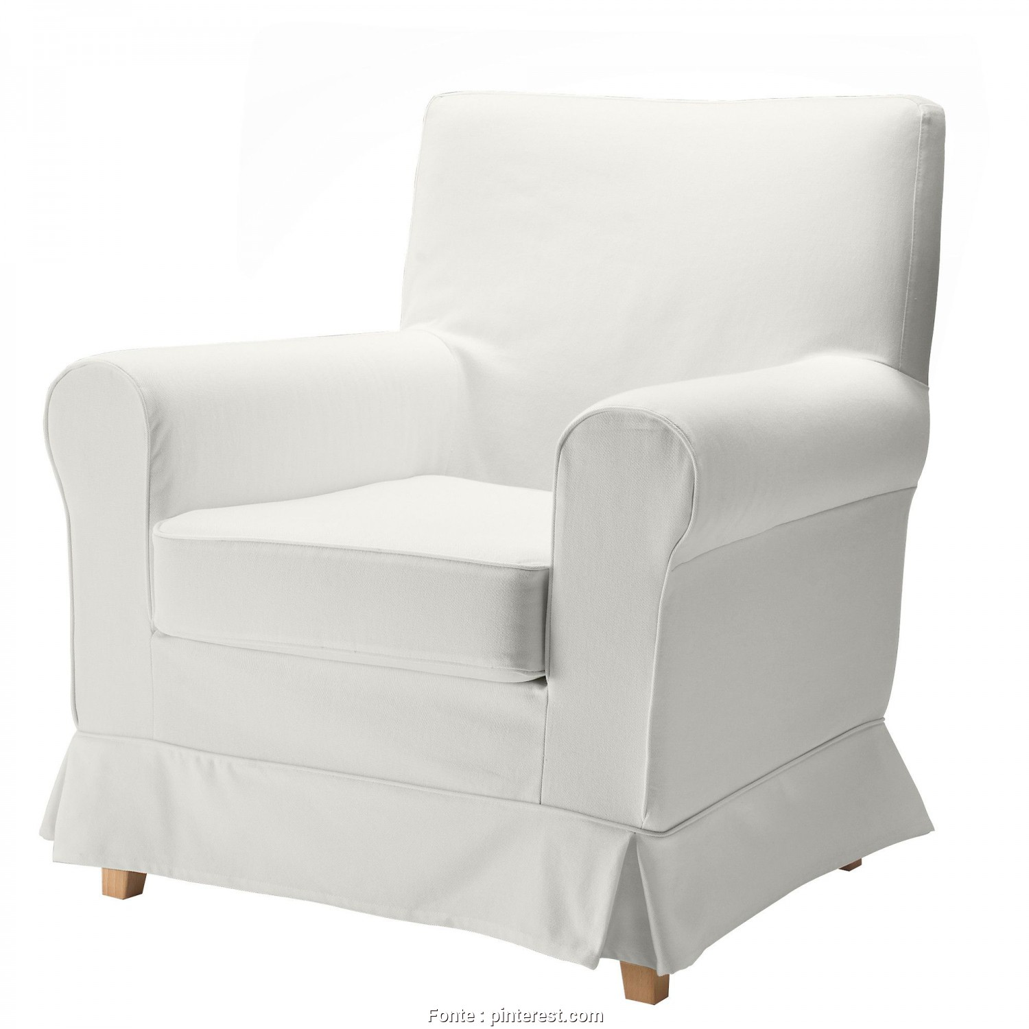 Costo Fodera Divano Ektorp Ikea, Eccezionale EKTORP JENNYLUND Chair, Blekinge White, IKEA $200 If, End Up Needing A Chair...My, Has 2 Of These In, Breakfast Area, They, Comfortable And