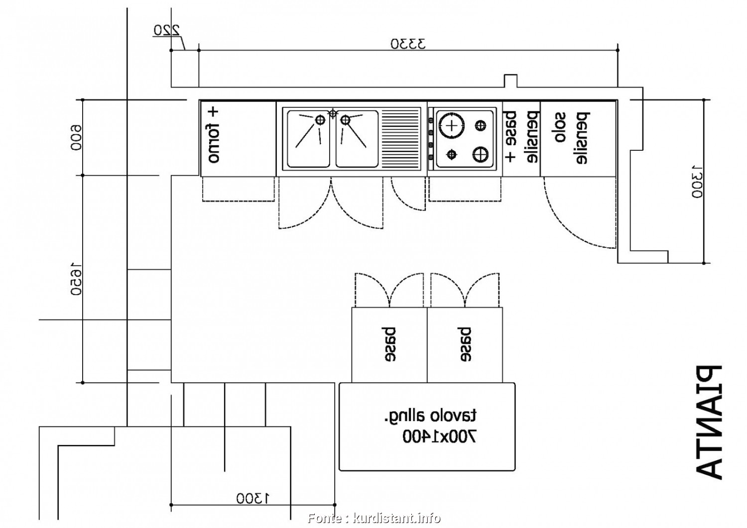 Dwg Cucina Prospetto, Completare Awesome Arredi Cucina, Images, House Interior, Kurdistant.Info