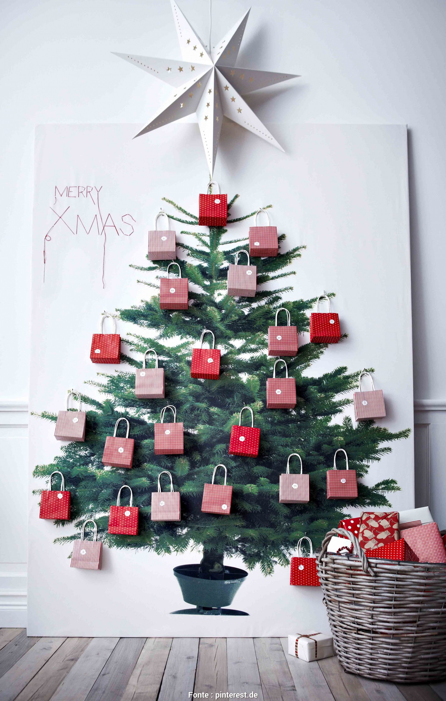 Ikea Stoffe Weihnachtsbaum, Elegante Christmas Tree...Good, To Display A Giving Tree, Our Ward...And Could Easily Be, In, RS Closet