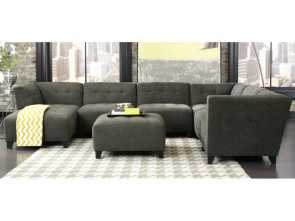 Chateau D'Ax Outlet Napoli, Casuale Shop Sectional Sofas, Leather Sectionals, RC Willey Furniture