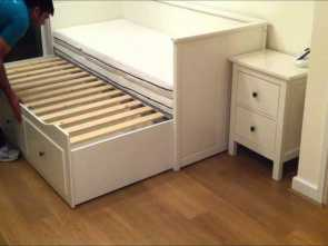 letto hemnes IKEA Hemnes Day-bed Trundle Guest Bed, Stolmen Storage Design, Before & After Casuale 4 Letto Hemnes